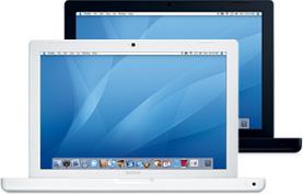 Macbook weiß