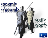 OOXML vs. ODF