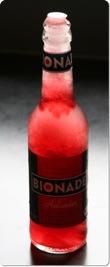 Bionade gefroren