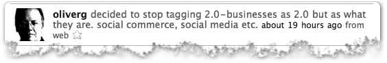 Oliverg on 2.0 tagging