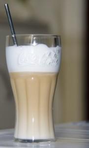 Latte Macchiato Cioccolato Bianco