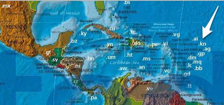 Domain Karte