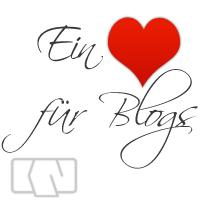 Ein ♥ für Blogs