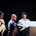 Darren Cooper, Ali-Pasha Foroughi, Evgenij Terehov