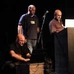 Jan Deppisch, Michael Krech, Ali-Pasha Foroughi